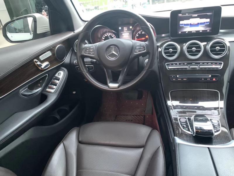 郑州车友-新货到!17年奔驰GLC260,2017款 4MATIC 豪华型,新车指导价44.5万,实表7 ...(6)