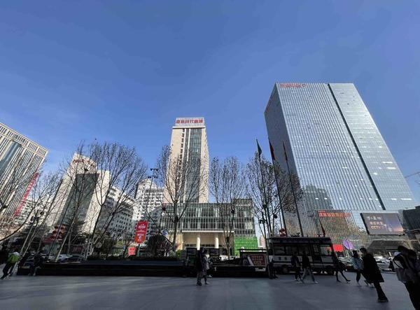 郑州聊吧-未来一周我省迎两轮升温过程 除夕当天可能迎20℃偏暖气温(2)