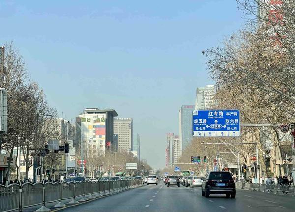 郑州聊吧-未来一周我省迎两轮升温过程 除夕当天可能迎20℃偏暖气温(4)