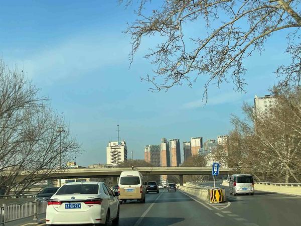 郑州聊吧-冷空气周末带来大风降温 除夕当天20℃气温前来拜年(2)
