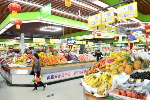 郑州聊吧-不打烊!春节期间郑州这些菜市场正常营业,看你家附近有没有(1)